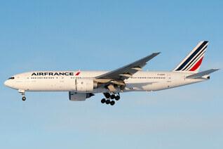 Air France AF AFR nach Malediven Male MLE