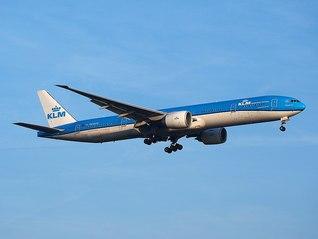 KLM KL KLM nach Malediven Male MLE