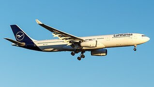 Lufthansa LH DLH ab Wien nach Malediven Male MLE