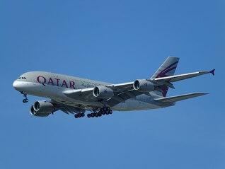Qatar QR QTR nach Malediven Male MLE