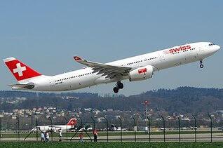 Swiss LX SWR ab Wien nach Malediven Male MLE