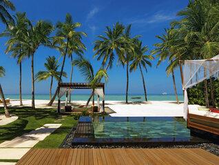 One & Only Reethi Rah Insel Villa mit Pool