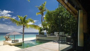 Park Hyatt Maldives Hadahaa Resort Insel Villa mit Pool
