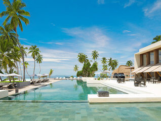 Park Hyatt Maldives Hadahaa Resort Pool