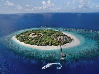 Park Hyatt Maldives Hadahaa Resort Insel Resorts von ganz oben