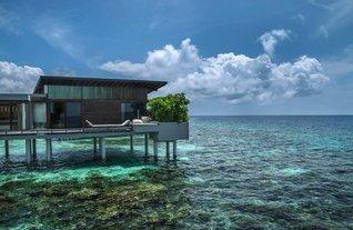 Park Hyatt Maldives Hadahaa Resort Wasser Villa