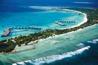 Shangri-La's Villingili Resort und Spa Insel