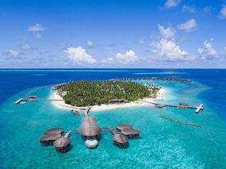 The St. Regis Maldives Vommuli Resort Insel Resorts