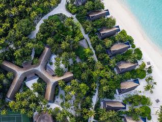 The St. Regis Maldives Vommuli Resort Insel Villas