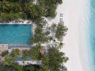 Vakkaru Maldives Insel Pool