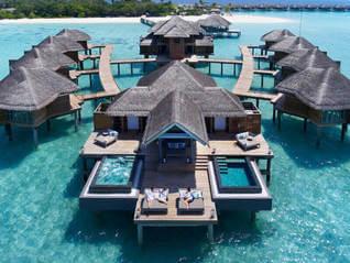 Vakkaru Maldives Wasser Bungalows
