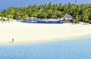 Velassaru Maldives Beach Pool