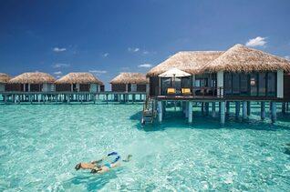 Velassaru Maldives Wasser Bungalows