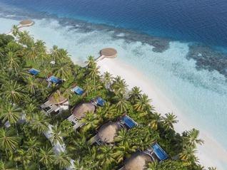 W Maldives Insel Bungalows