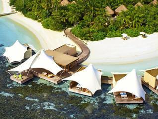 W Maldives Relaxing