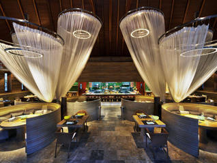 W Maldives Restaurant
