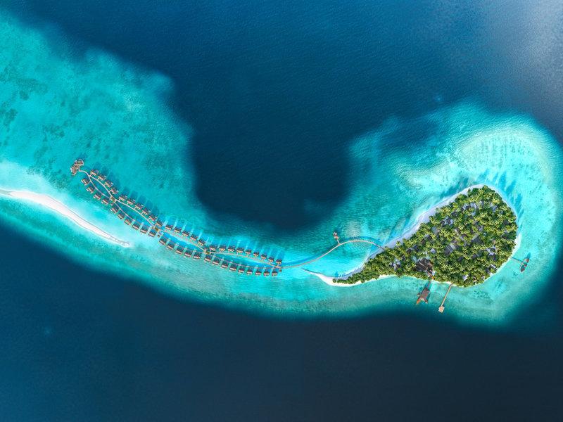 Joali Maldives Malediven Reisen 2021