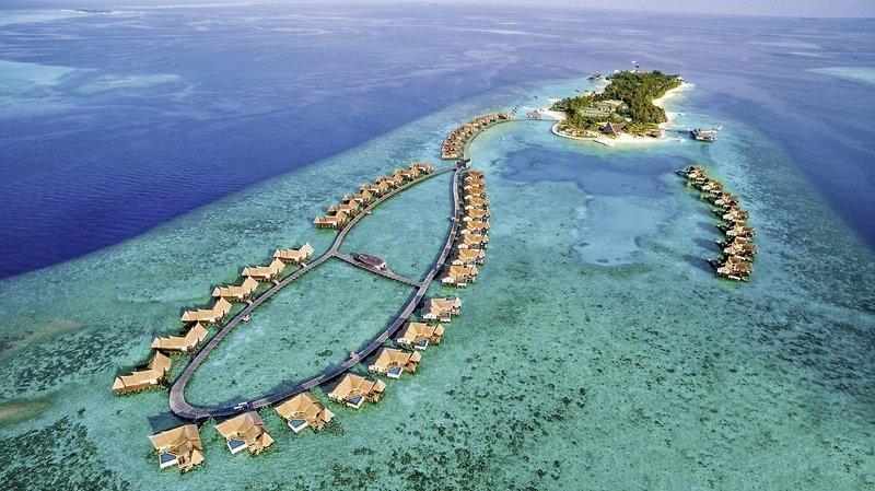 Jumeirah Vittaveli Malediven Reisen 2021