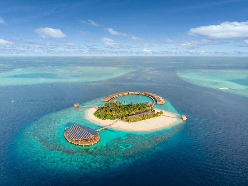 Kudadoo Maldives Private Island Malediven Reisen 2021