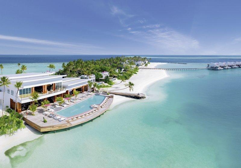 LUX* North Male Atoll Resort und Villas Malediven Reisen 2021