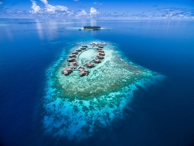 Raffles Maldives Meradhoo Resort Malediven Reisen 2020