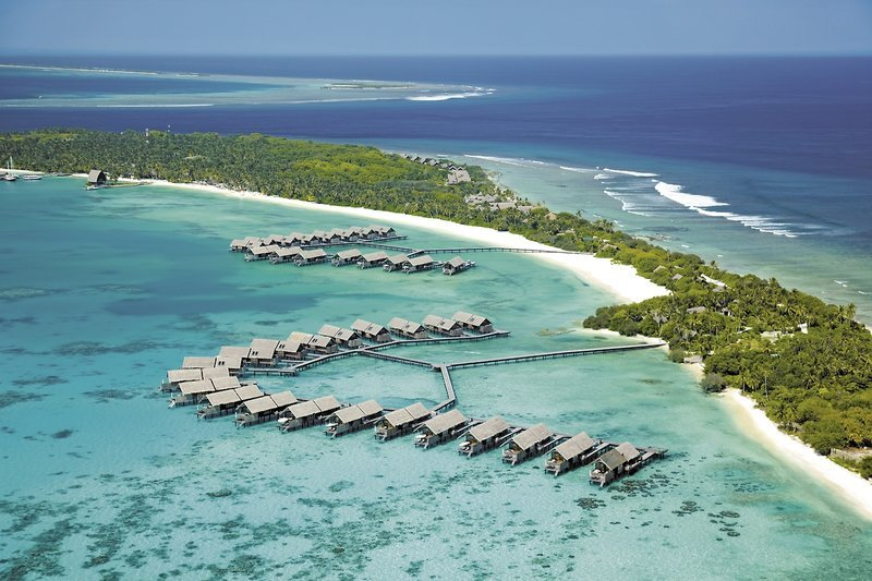 Shangri-La's Villingili Resort und Spa Malediven Reisen 2021
