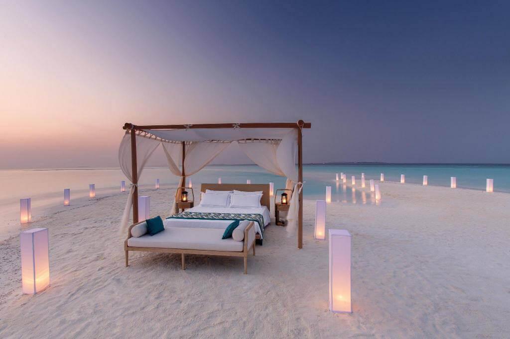 Malediven Hochzeitsreisen - Flitterwochen - Honeymoon