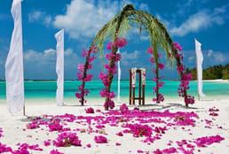 Malediven Hochzeit - Honeymoon
