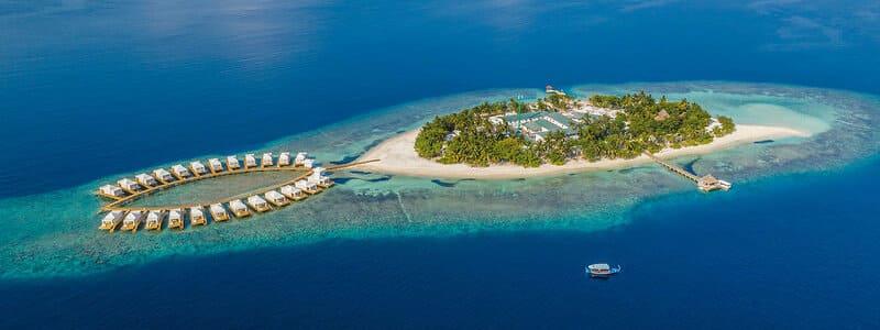 Malediven Reisen 10 Tage/Nächte All-Inclusive